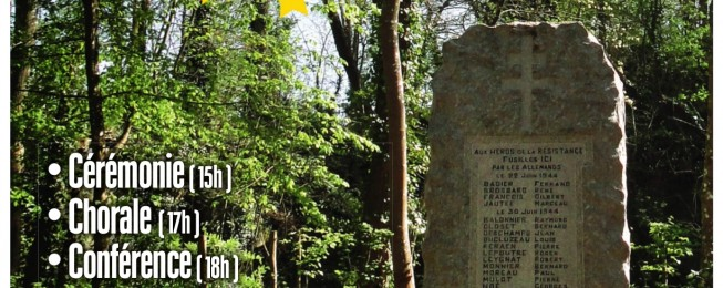 Commémoration du 70e anniversaire de la Galochère – Condé sur Sarthe