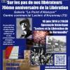 Sur les pas de nos libérateurs – 70éme anniversaire de la Libération