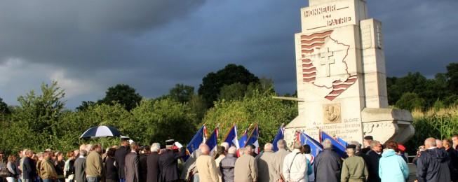 De Mézières sur Ponthouin à Fyé les 10 et 11 août 2014
