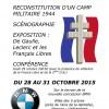 Un rendez-vous exceptionnel à Alençon du 28 au 31 octobre 2015