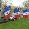 Cérémonies en mémoire du général de Gaulle, du général Brosset et de tous les morts pour la France Libre