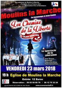 Affiche Spectacle Moulins 23 mars 2018