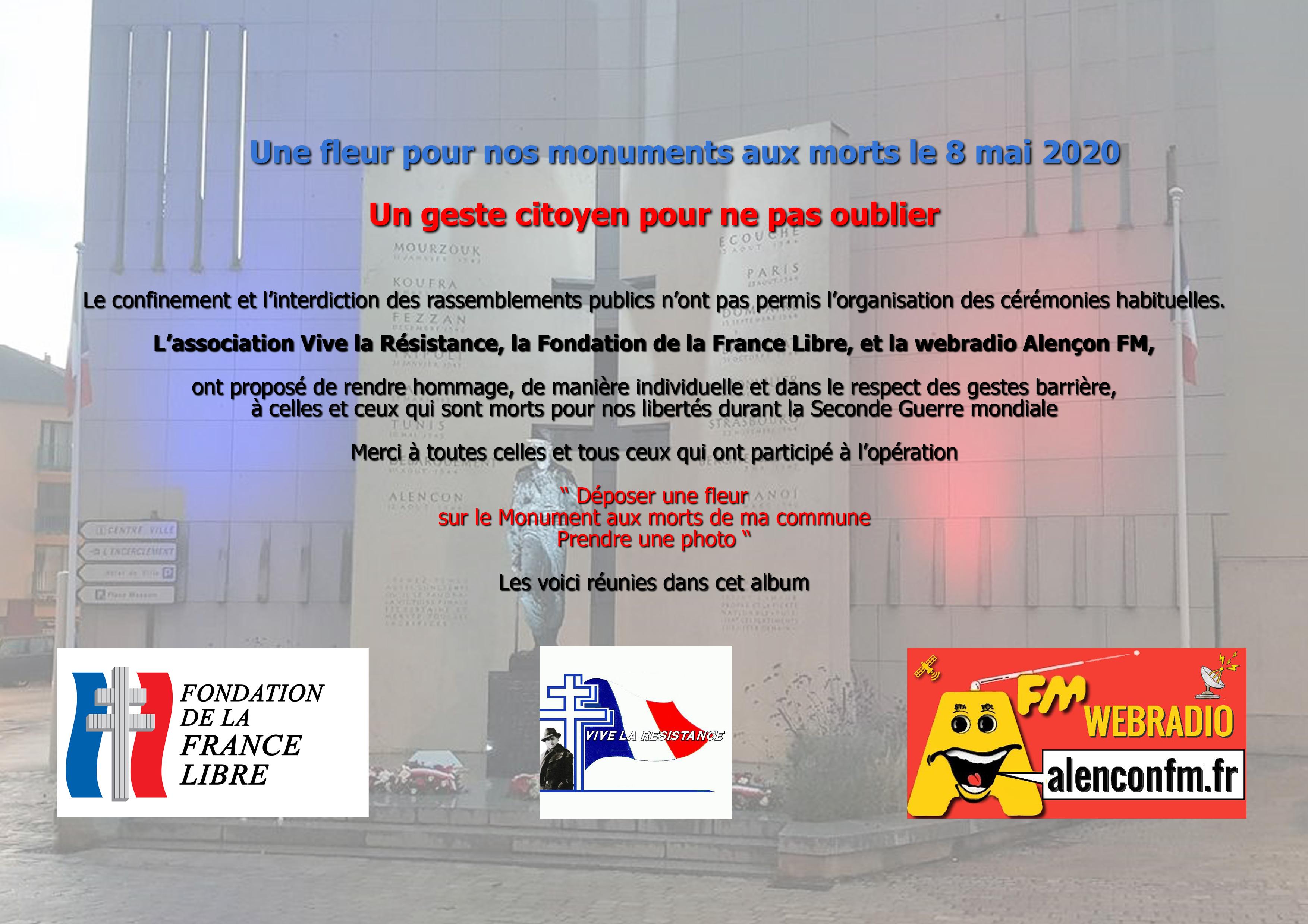 Couverture bulletin Vive la RésistanceV5